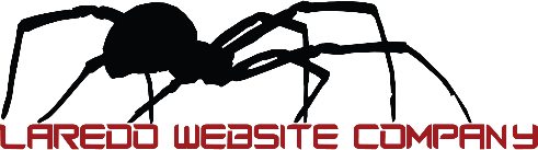 Laredo Website Company Spider Logo